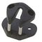 sailboat cam-cleat / jaw / composite material