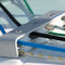 3-sheave deck organizer for sailboats