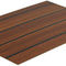 boat decking panel / for interior floors / wooden / laminate