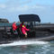rescue boat professional boat / outboard / rigid hull inflatable boat