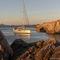 ocean cruising sailboat