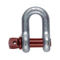 straight shackle for ships