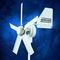 wind generator mast / aluminum