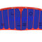hybrid kitesurf kite