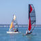 inflatable sport catamaran