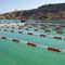 perimeter buoy / aquatic activities / polyethylene