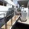 yacht gangway / telescopic / rotating / folding