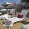 yacht sun lounger