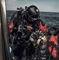dive drysuit / two-piece / 6 mm / men's