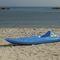 recreational canoe / solo / polyester