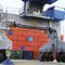 port crane / for heavy loads / rubber-tired