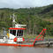 cutter-suction dredge / catamaran / inboard / diesel