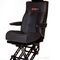 helm seat / operator / for professional boats / for military vessels