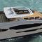 catamaran motor yacht / dive / wheelhouse / semi-custom
