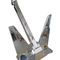 HHP anchor / for yachts / stainless steel / galvanized steel
