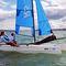 recreational sport catamaran / instructional / multi-person / double-trapeze