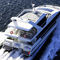 passenger boat professional boat / catamaran / inboard / aluminum
