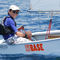 children's sailing dinghy / single-handed / regatta / catboat
