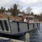 landing craft professional boat / outboard / aluminum