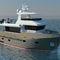 inboard trawler / flybridge