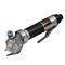 rotary-knife cutting machine / pneumatic / textile / shipyard