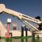 ship crane / telescopic / boom