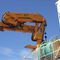 ship crane / deck / telescopic / folding