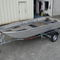 outboard small boat / open / sport-fishing / for recreation centers