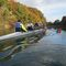 racing rowing boat / recreational / touring / quadruple scull