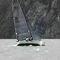 monohull / day-sailer / sport keelboat / open transom