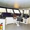 fishing trawler commercial fishing vessel / catamaran