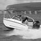 outboard runabout / dual-console / bowrider / open