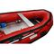 outboard inflatable boat / 15-person max. / aluminum floor