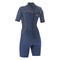 watersports wetsuit / shorty / short-sleeved / 2 mm