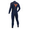 watersports wetsuit / full / long-sleeve / 4 mm