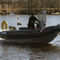 patrol boat / outboard / rigid hull inflatable boat