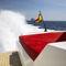 cruising motor yacht