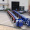 handling trailer / for boats / all-wheel steering / remotely controlled