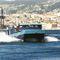 aquaculture boat / catamaran / inboard waterjet / aluminum