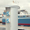 electrical distribution pedestal / water supply / for docks / card payment system