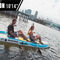 sit-on-top kayak / inflatable / paddle-board / two-seater