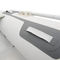 outboard inflatable boat / sport / for fishing / 3-person