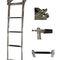 boat ladder / telescopic / swim / platform