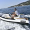 hydro-jet inflatable boat
