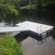 floating dock / mooring / for marinas / polyethylene