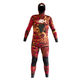 spearfishing wetsuit / with hood / two-piece / 3 mm