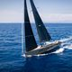 cruising sailing yacht / regatta / open transom / with 3 or 4 cabins