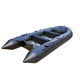 outboard inflatable boat / foldable / sport / for fishing