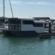 catamaran houseboat / inboard / 2-cabin / 6-berth
