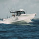 outboard express cruiser / four-engine / open / center console